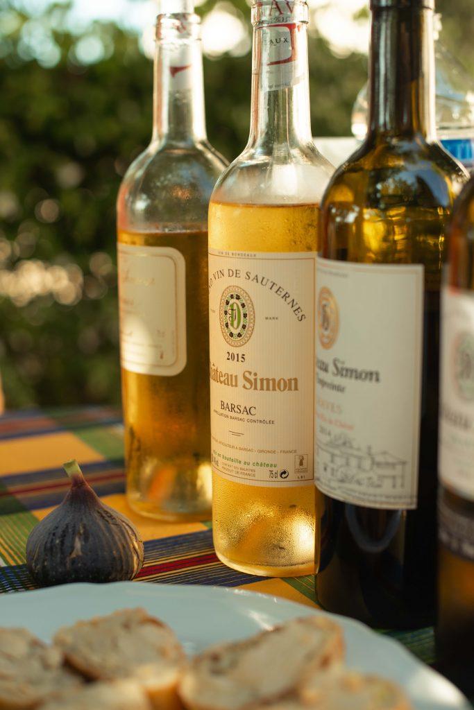 zoete wijn sauternes vijg