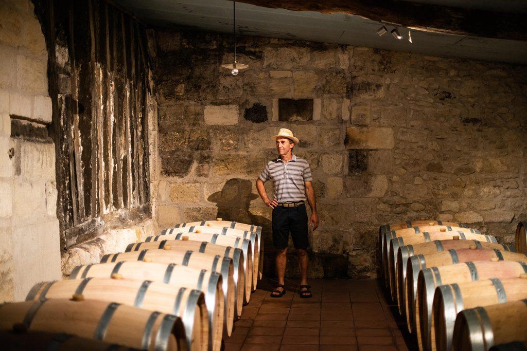 wijnkelder wijnmaker wijnvat