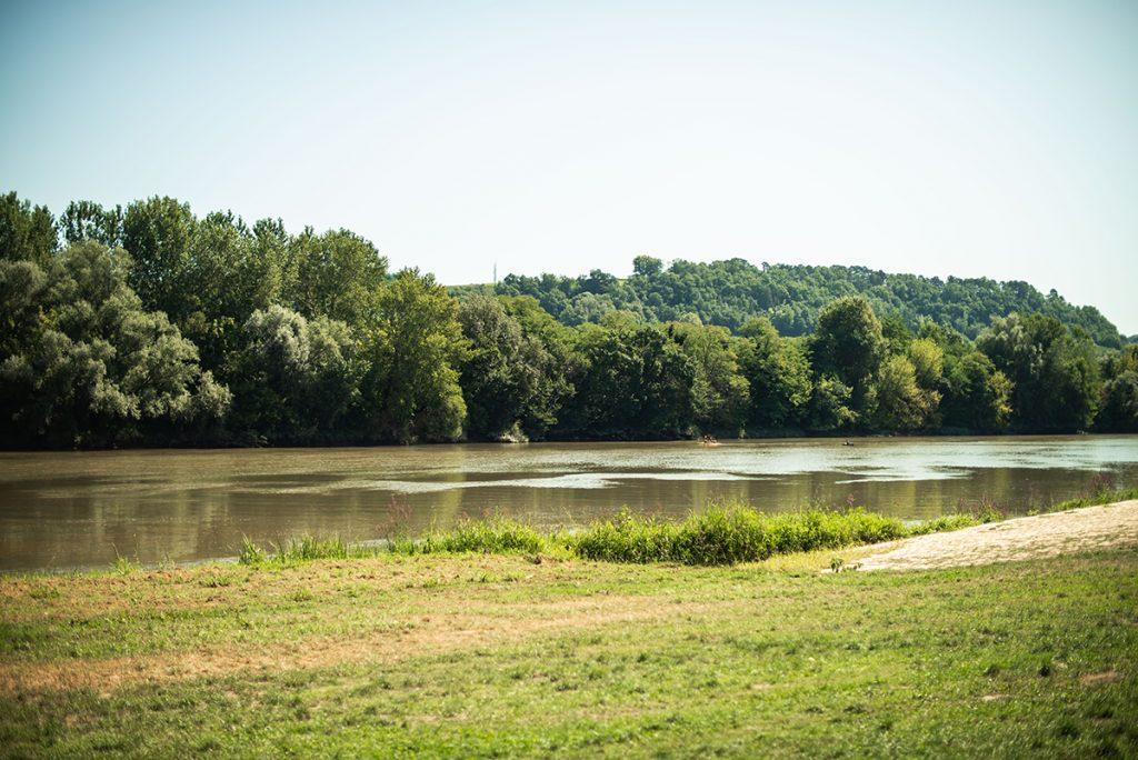 rivier garonne natuur