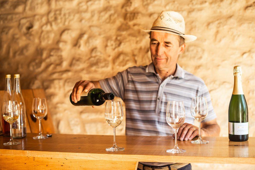 crémant wijnmaker zomer