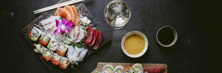 Welke wijn bij sushi?