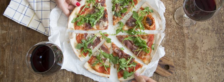 Wine and pizza – a few ideas from Bordeaux