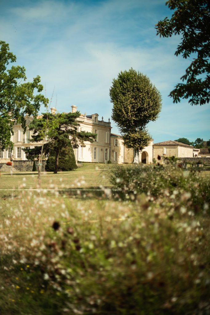 château wijngaard bloemen