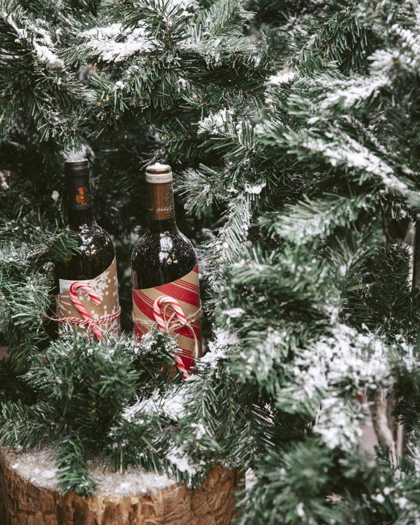 choose a bordeaux wine for christmas