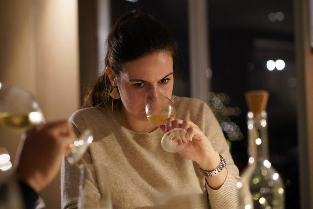 oenology red bordeaux wine
