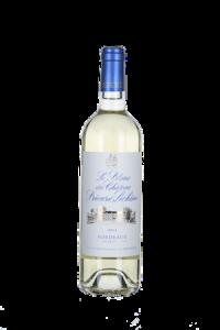 Le Blanc du Château Prieuré-Lichine