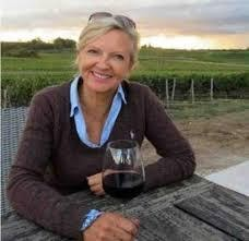 Sally Evans, owner of Château George 7 in Fronsac