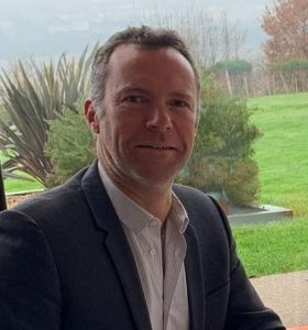 Chris Myers, Export Director at Château Palmer (Grand Cru Classé AOC Margaux)