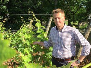 Alexander Hall, creator of Bespoke Bordeaux wine tours