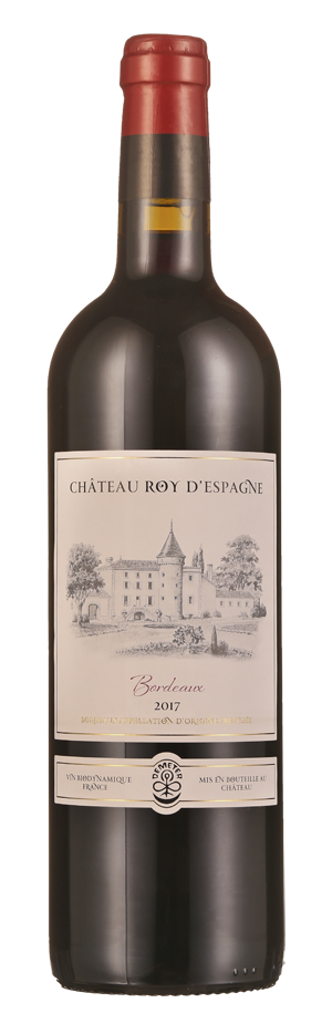 Château Roy d'Espagne