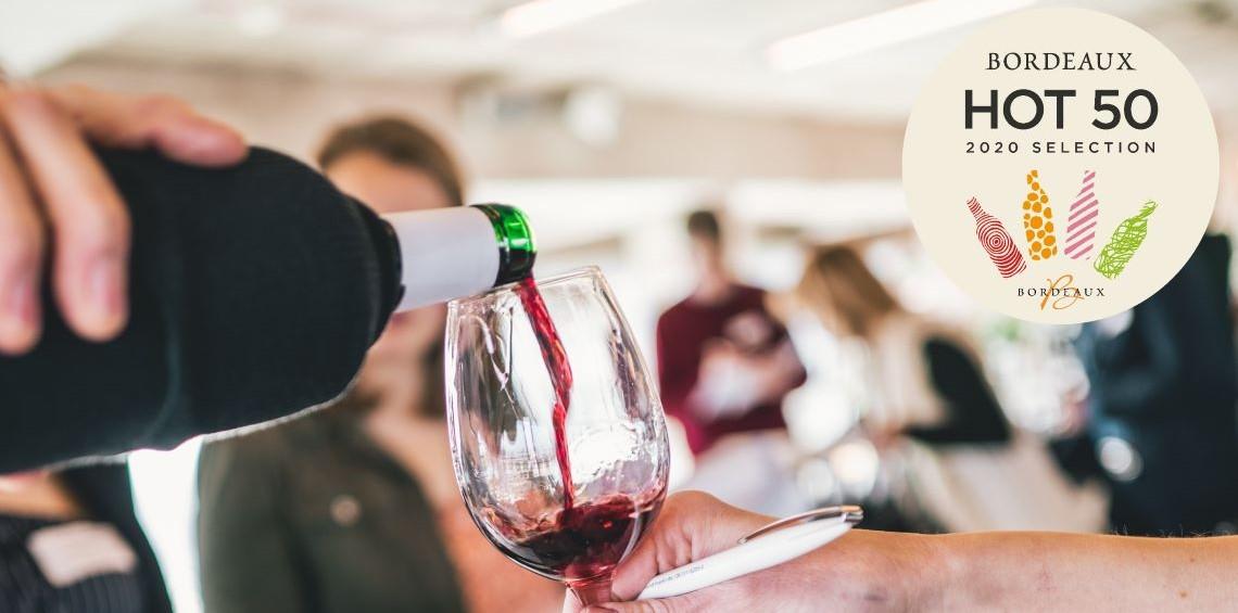 Hot 50 Bordeaux 2020 Selection