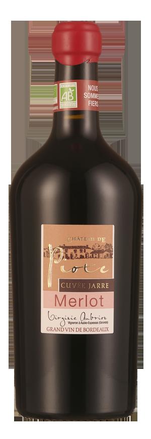 Château de Piote – Cuvée Jarre Merlot