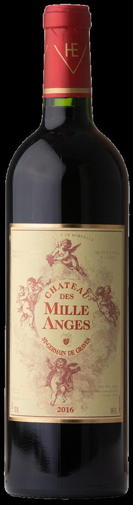 Château Mille Anges Cadillac Côtes de Bordeaux