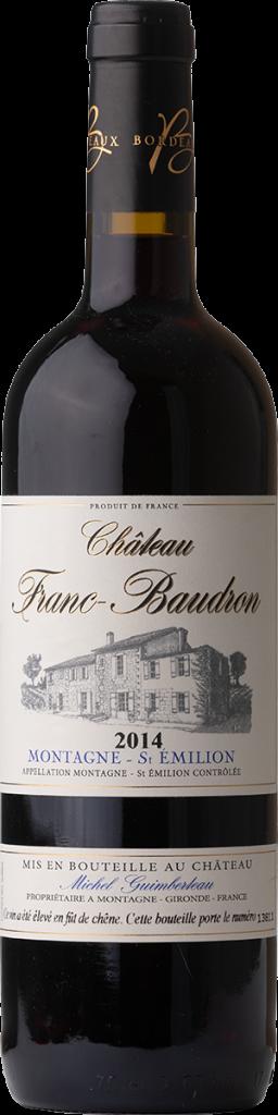 Château Franc Baudron – élevé en fût