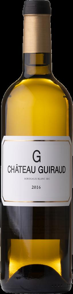 G de Guiraud Bordeaux Blanc