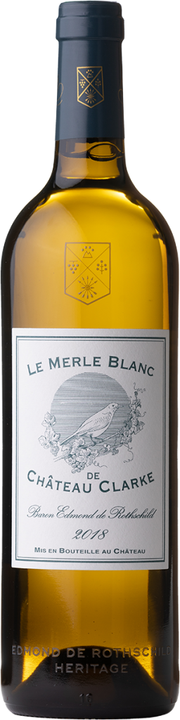 Le Merle Blanc de Château Clarke