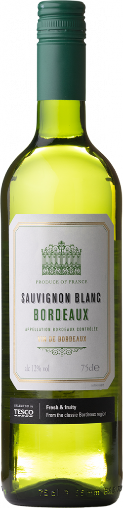 Tesco Bordeaux Blanc