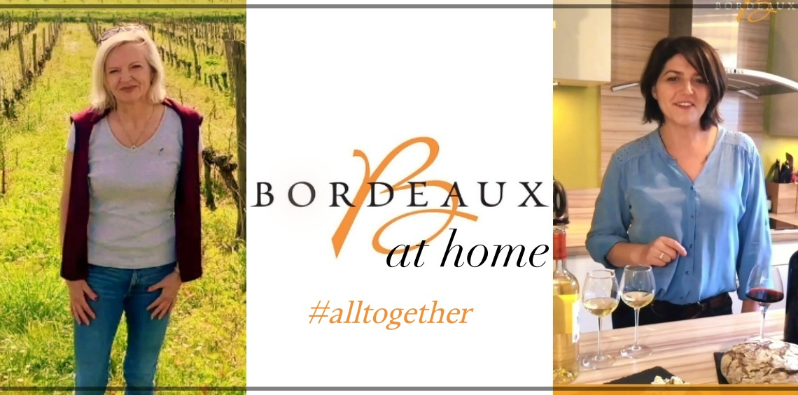 At Home with Bordeaux Wines