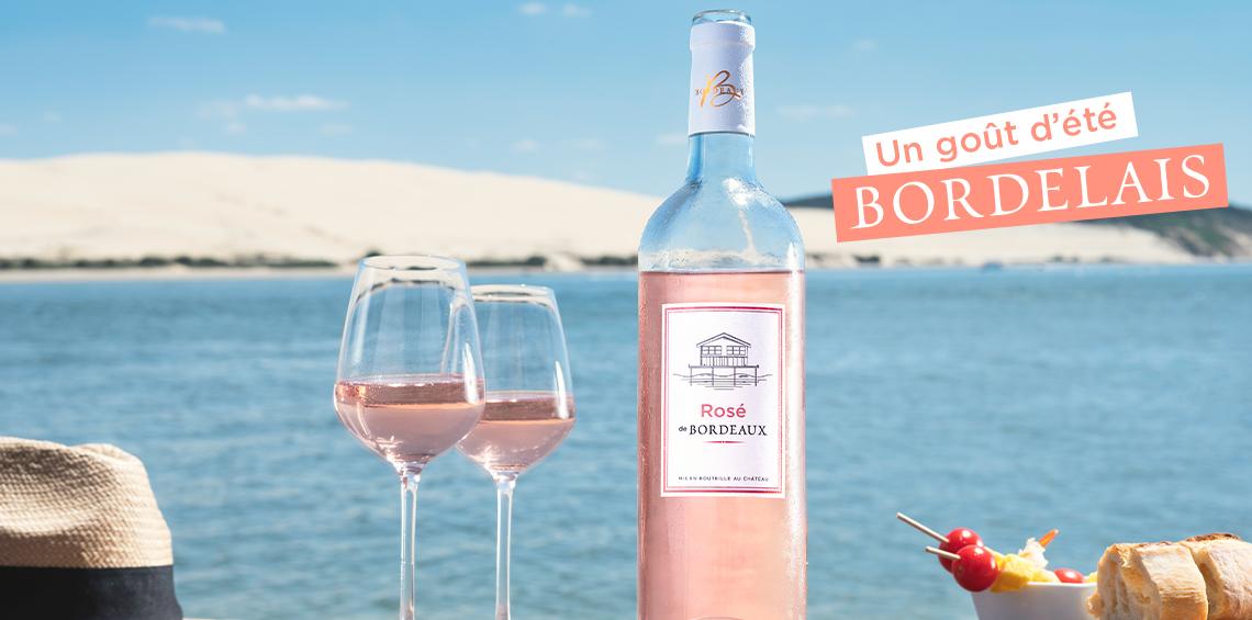 Vins frais de Bordeaux