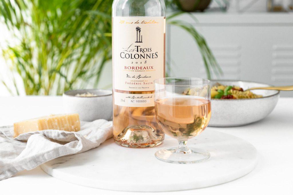vin rosé spirelli