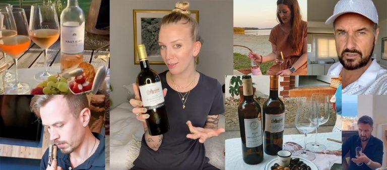 So trinken die Deutschen Bordeauxwein