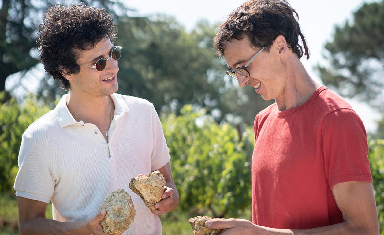 Duo 1 : Adrien Gallo et Bastien Pestourie