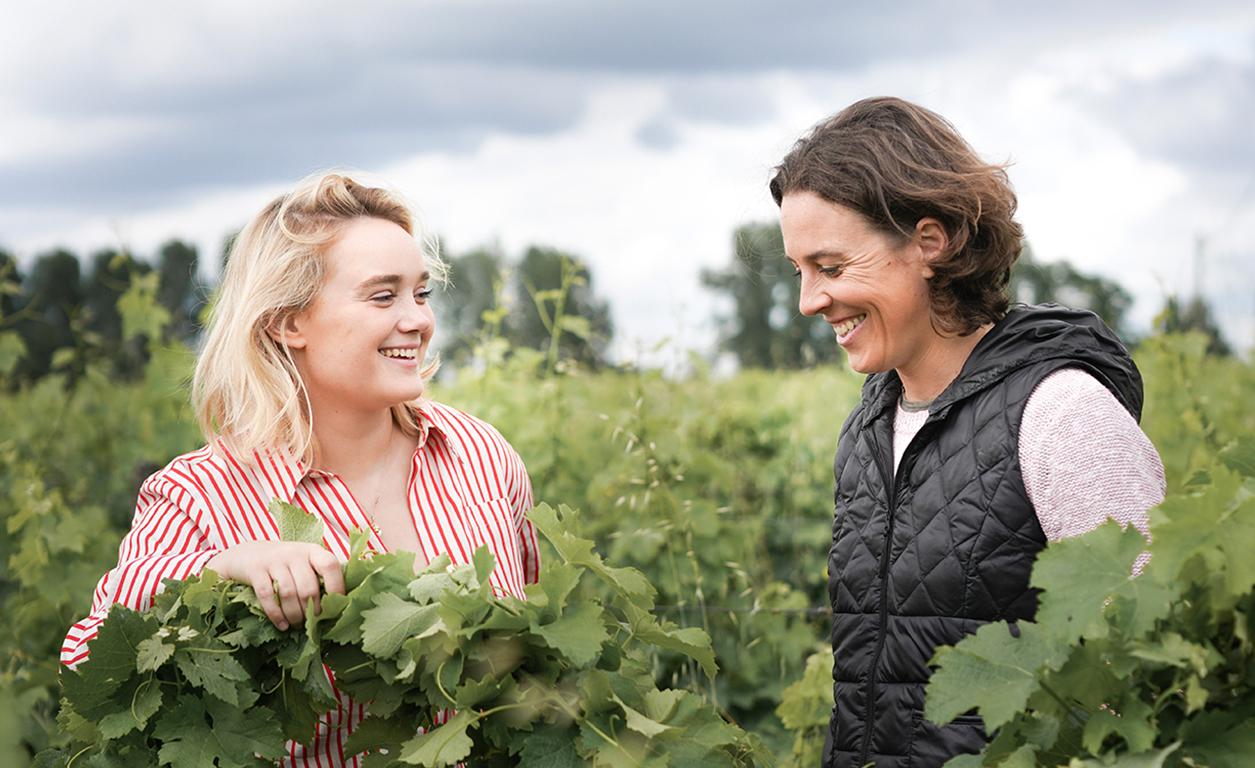 Duo 3 : Alexia Duchêne et Marie-Pierre Lacoste-Duchesne