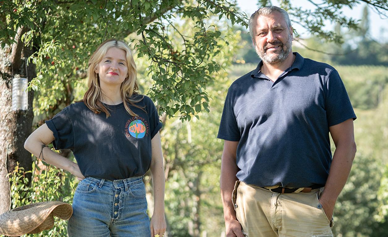 Duo 2 : Benoît Soulies et Amélie Pichard