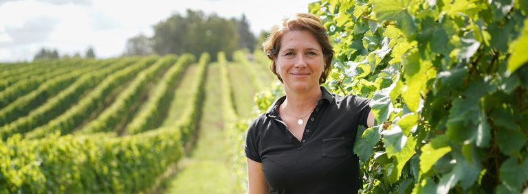 From Hull to Malborough Meet Estelle Roumage, a globe-trotting winemaker from Entre-deux-Mers
