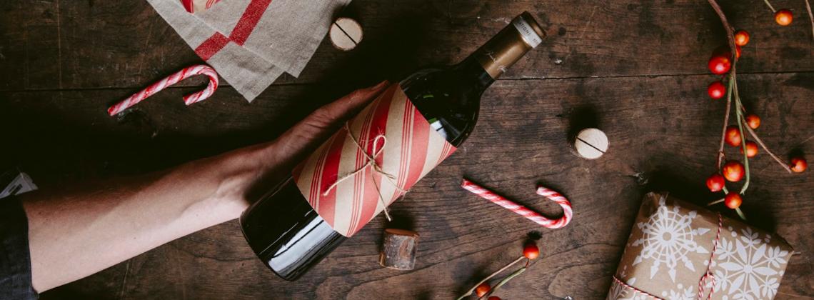 Notre sélection de vins parfaits pour les fêtes