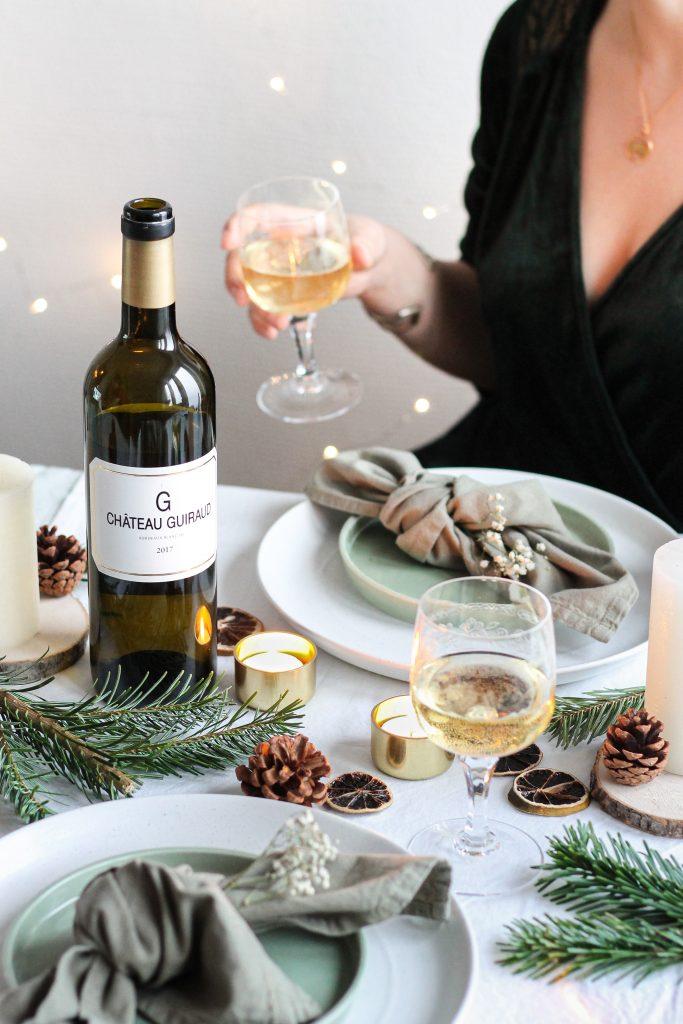 ravioli crabe vin