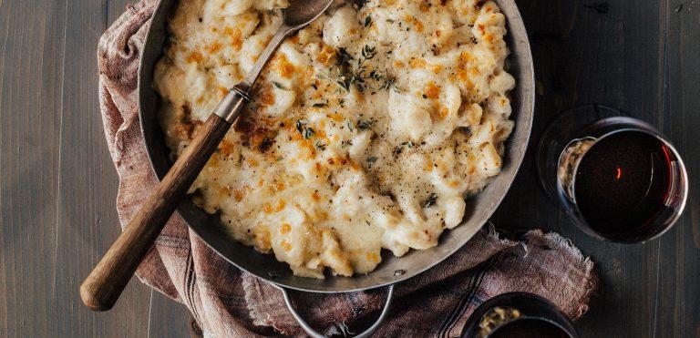 Ein Rezept zum Wohlfühlen: Mac 'n Cheese