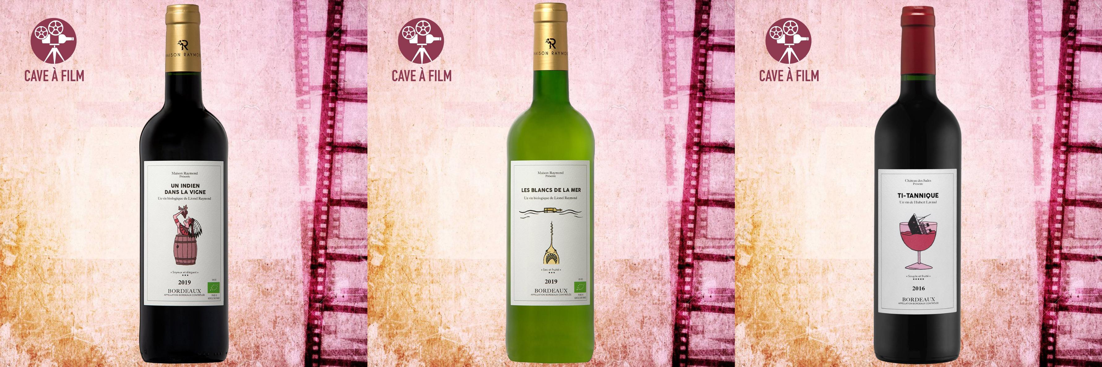 7 cuvées de Vins de Bordeaux aux noms originaux à découvrir absolument
