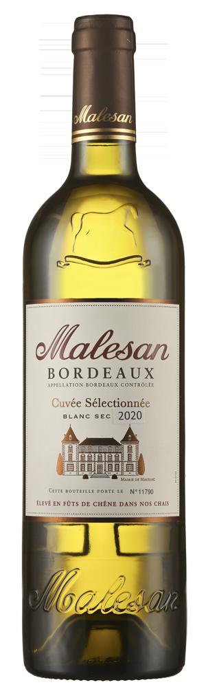 Malesan Bordeaux blanc