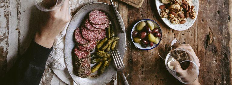 Bordeaux und Wurstsorten? Probier mal diese leckeren Kombinationen!