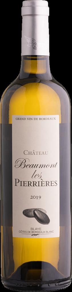 Château Beaumont Blanc 'Les Pierrières' Blaye