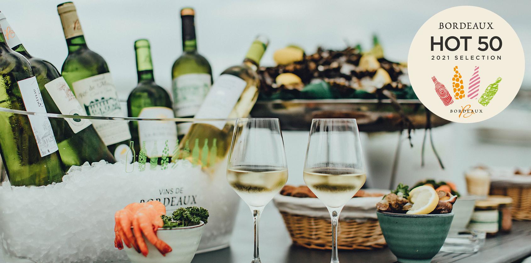 Hot 50 Bordeaux 2021 Selection
