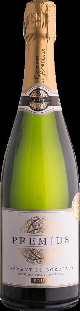 Premius Crémant de Bordeaux Brut