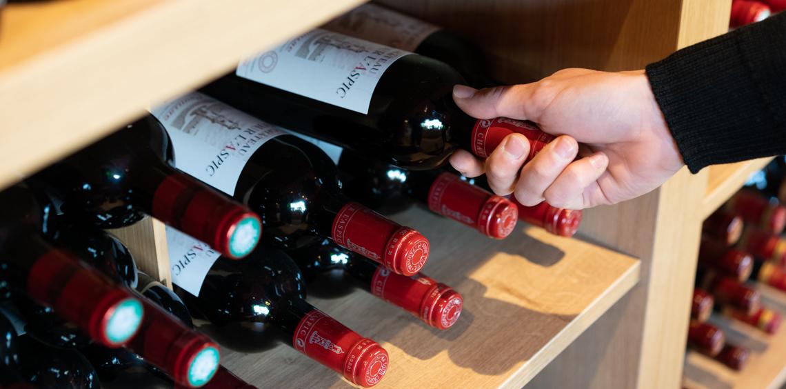 Les foires aux vins à Bordeaux