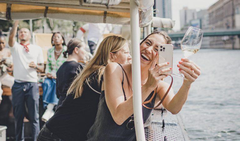 Wenn Bordeauxwein einlädt: Die Bordeaux Bootstour in Berlin!