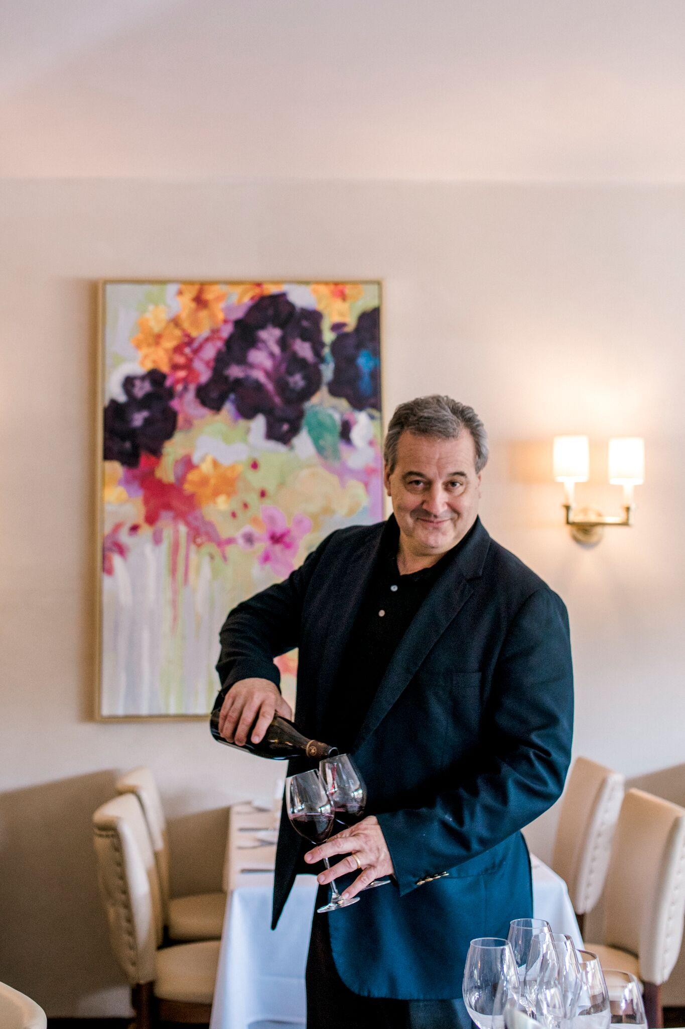 Portrait of Saint-Emilion Restaurant