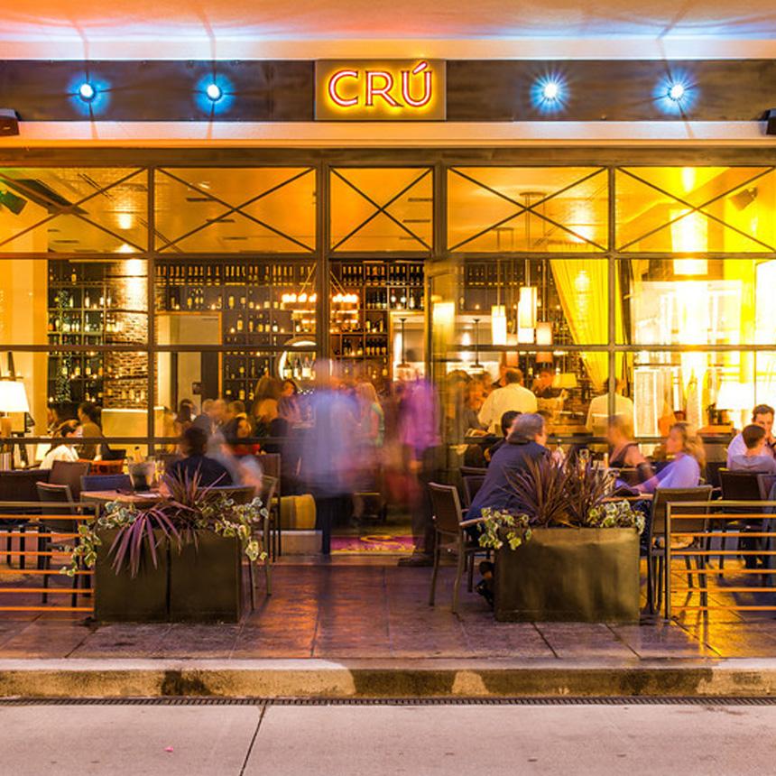 Portrait of CRU Food and Wine Bar