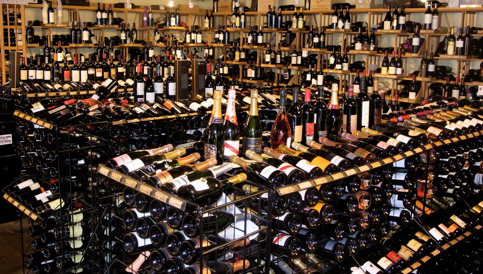 Portrait of Dallas Fine Wines