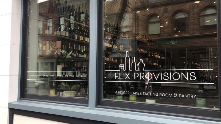 Portrait of F.L.X. Hospitality: Provisions