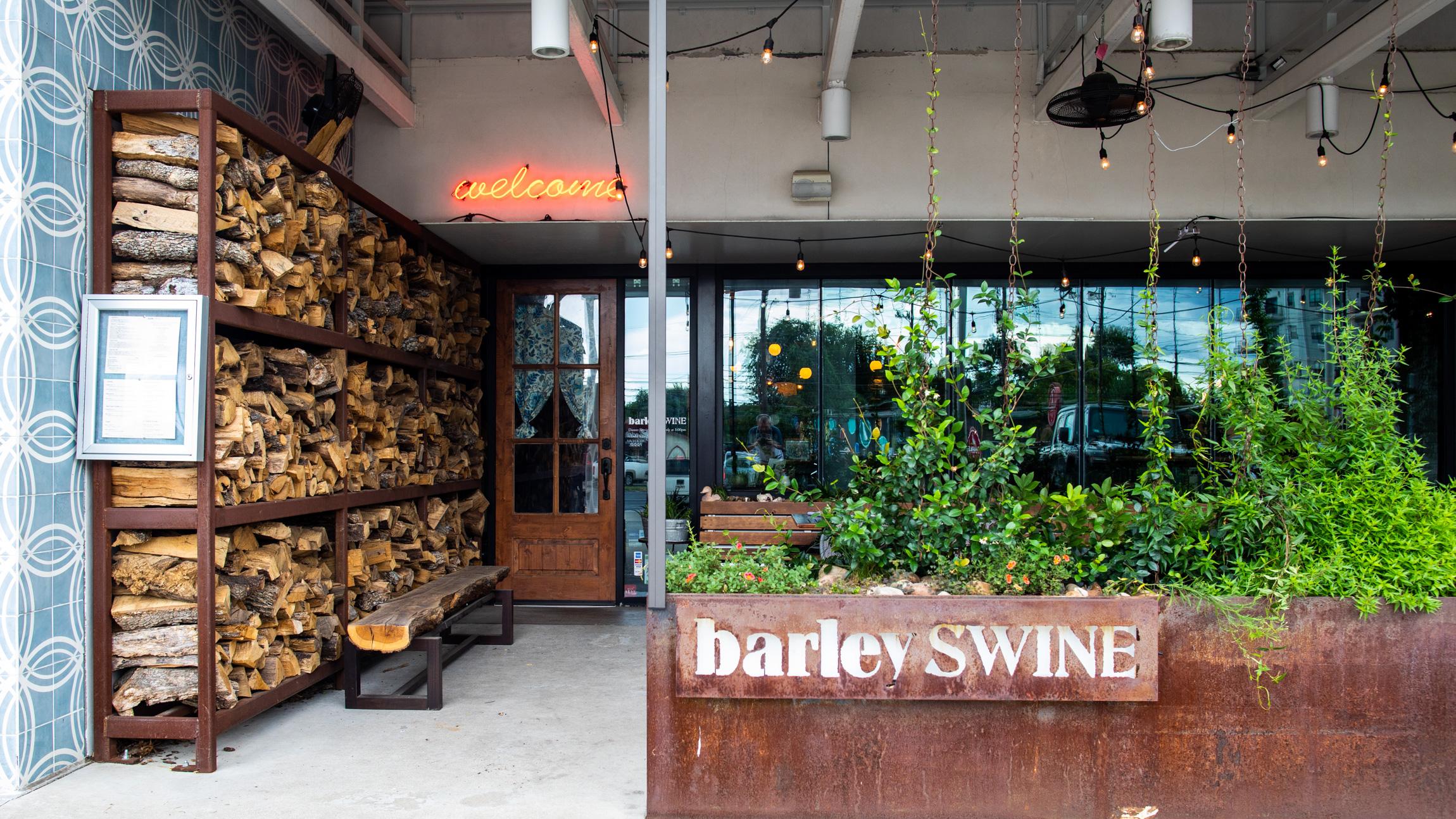 Portrait of Barley Swine