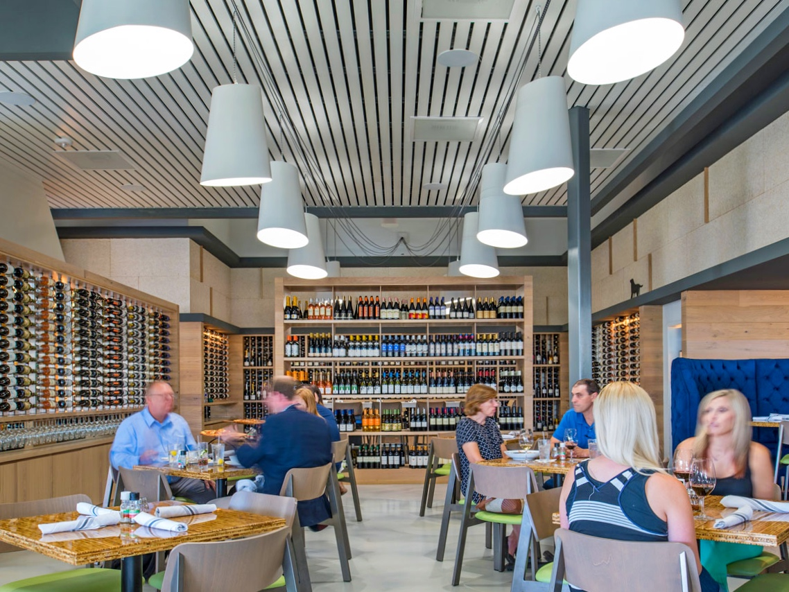 Portrait of Grove Wine Bar