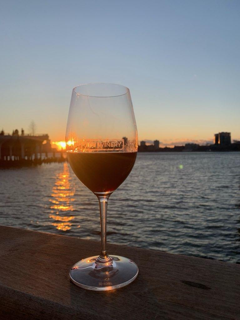 Portrait of City Winery Pier 57