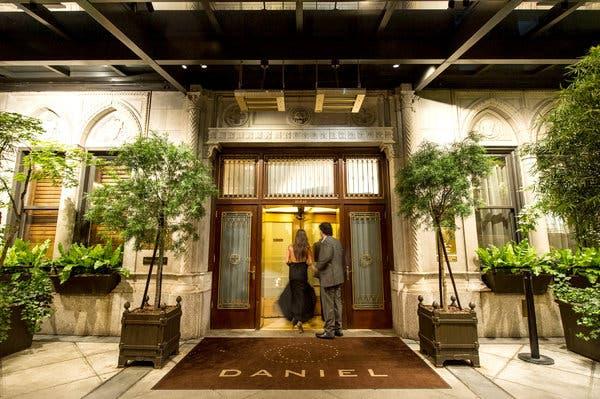 Portrait of Restaurant Daniel