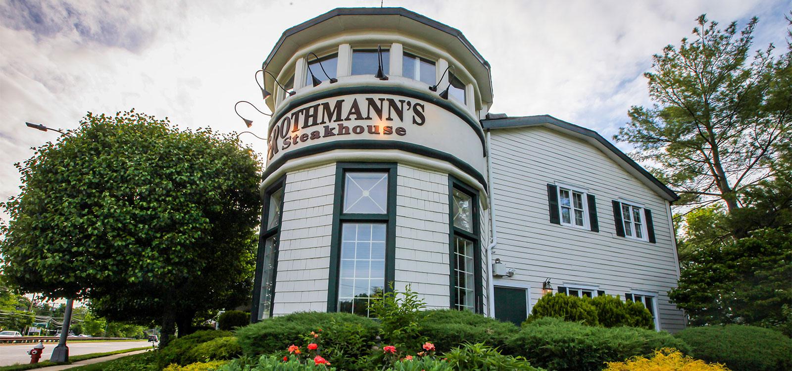 Portrait of Rothmann's Steakhouse