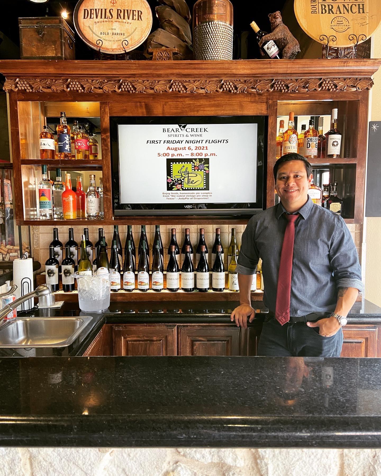 Portrait of Bearcreek Spirits & Wine
